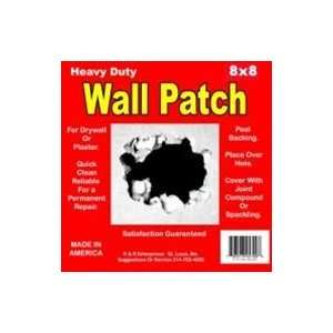 8 X 8 Heavy Duty Metal Wall Patch Office Products