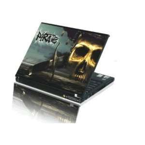 15.4 Laptop Notebook Skins Sticker Cover H491 Pirate