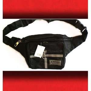 Black Pouch Men Waist Belt Bag Spcial Discount Sale  B024