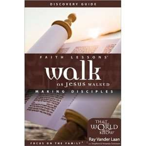 Faith Lessons V 7/Walk As Jesus Walked Discover Gd
