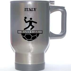 Italian Team Handball Stainless Steel Mug   Italy