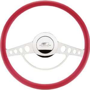 Billet Specialties 34725 15.5 Classic Half Wrap Billet Steering Wheel