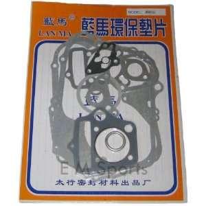 Dirt Pit Bike Atv Quad 110cc Engine Motor Gasket Kit Parts