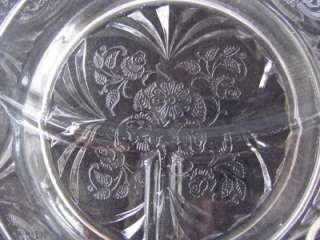 ORIGINAL 1934 HAZEL ATLAS ROYAL LACE GRILL PLATE