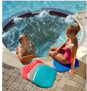 NEW Super Soft Swimming Pool/Spa Seat Cushion Teal 685021015495