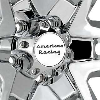 American Racing Mainline Chrome Plated