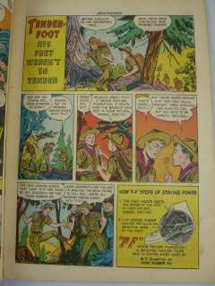 COMIC BOOK NO. 36 AUG/SEPT 1946   DC PUBLICATION   PENGUIN   OLD COMIC