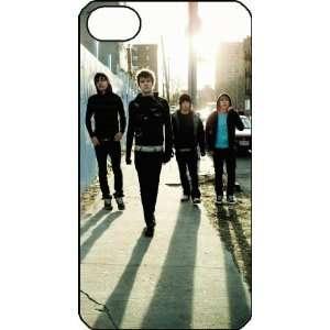 Boys Like Girls iPhone 4 iPhone4 Black Designer Hard Case