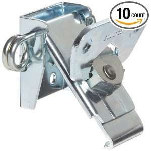 Steel Link Lock Latch Spring Loaded 600lb Clamp Force