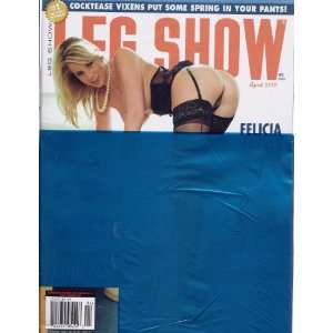 Leg Show April 2012: leg show magazine: Books