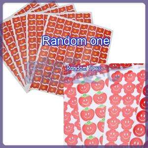 Lot 5 Smiley Face Reward Stickers fr Children Teachers