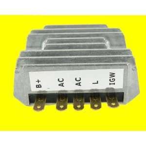 Rectifier Voltage Regulator John Deere Lawn Garden Tractor 330 322 332
