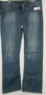Buffalo David Bitton King Slim Boot Jeans NWT