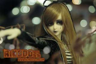 WAGASHI head Ringdoll boy super dollfie size bjd 1/3
