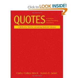 Quotes to Inspire Great Reading Teachers: A Reflective