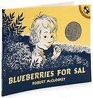 Blueberries for Sal Robert McCloskey paperback FIAR