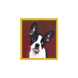 New Magnetic Bookmark Boston Terrier High Quality Modern
