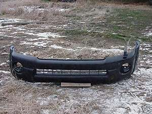TAKEOFF FRONT BUMPER 95 04 TOYOTA TACOMA GREAT ITEM