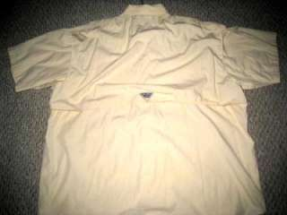 Columbia NEW Bonehead Short Sleeve PFG Fishing Shirt Sz XXL Multiple