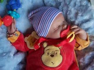 Reborn Baby Boy Ryan Heather Boneham Sculpt Christmas Gift NEW