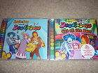 Rock & Bop with the Doodlebops + Get On Bus CD 42 songs Childrens