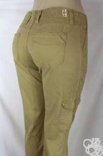 Levis Jeans Boyfriend Cargo Easy Fit Sits Low British Tan Womens Pants