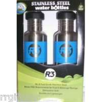 Food Grade Stainless Steel & BPA Free Hydration Water Bottles