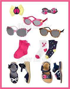 Cod Cutie Sandals Socks Sunglasses Hair Clips Barrettes U Pick