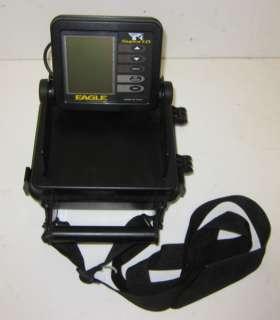 Eagle Strata 128 Portable Depth Fishfinder W Case Manual