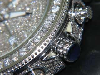 NEW MEN 2012 20CT JOE RODEO SUPER JUNIOR AVENGER DIAMOND WATCH JJU42