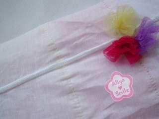 NWT Rainbow Ruffle Layered Girls Tulle Veil Dress Princess Tutu Dress