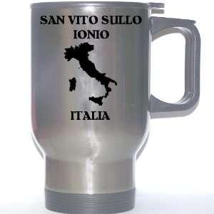 Italy (Italia)   SAN VITO SULLO IONIO Stainless Steel