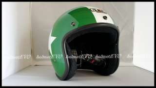 DOT motorcycle BUCO Scooter Open Face helmet bike NEW