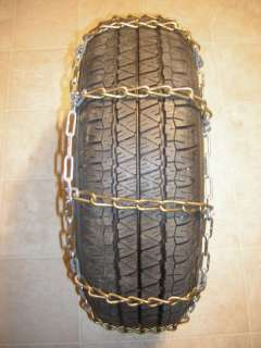 Snow Chains Link Style Tire Chains 1314151617