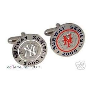 New York Yankees MLB Logo Subway Series Executive