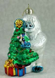 Bumble Ornament Glass Rudolph Island of Misfit Toys