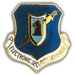 U.S. Air Force Electronic Security Command Pin 1 Arts