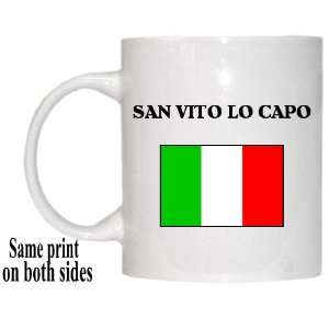 Italy   SAN VITO LO CAPO Mug: Everything Else