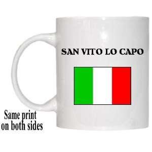 Italy   SAN VITO LO CAPO Mug: Everything Else