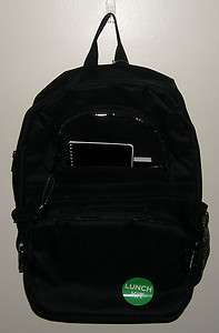 Backpack with Lunch Box / Stationary Set   Everything Back Pack