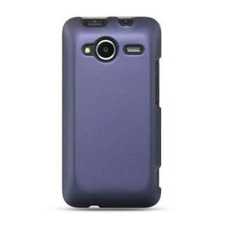 Cell Phone Hard Case for Sprint HTC EVO SHIFT 4G Rubberized Shell