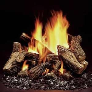 Monessen Duzy V Vented Propane Gas Logs Millivolt Control