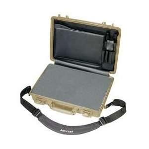 Pelican CC2 Notebook Computer Case   Desert Tan (1490 008