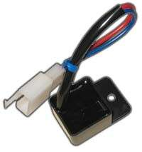 Electronic flasher relay/blinker PLUG AND PLAY (Yamaha, Honda