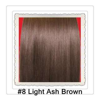 New 15 18 20 22 24 26 Clip On In Real Human Remy Hair Extension