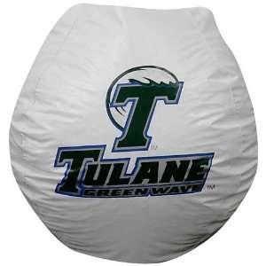 Bean Bag Boys Tulane Green Wave Bean Bag Chair  Sports