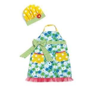 Manhattan Toy Chef tastic Groovy Girl (Girl Size) Apron