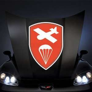 Army Airborne Command 20 DECAL Automotive