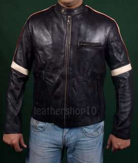 War of the World TOMS CR Leather Jacket,