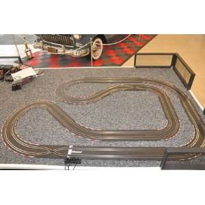 Slot Car Race Track Sets   Curvy Combo (62238 2 Combo): Toys & Games